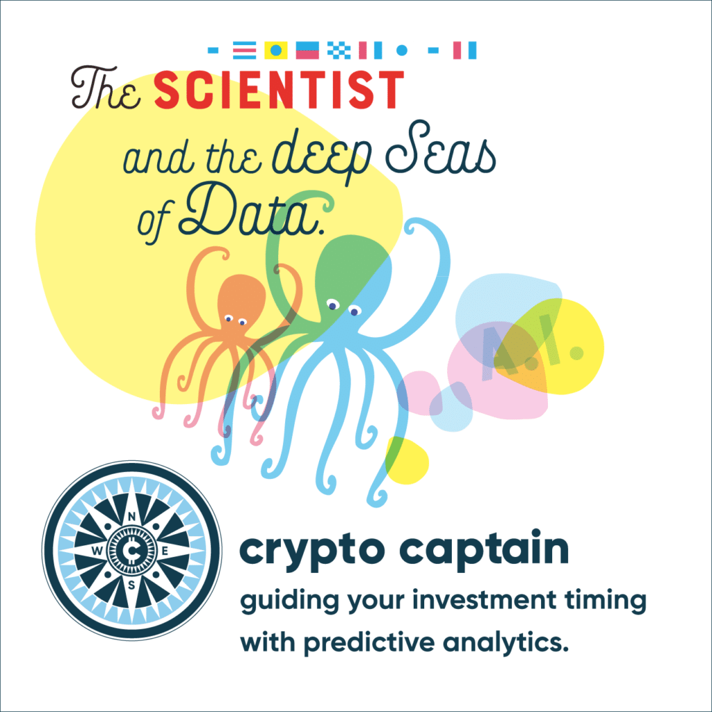 CryptoCaptain Marketing Campaign - first illustration