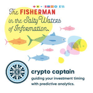 The FISHERMAN in the Salty Waters of Information