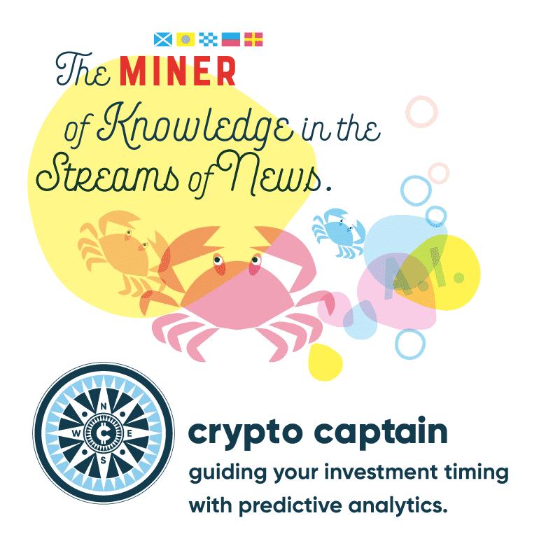 CryptoCaptian as the text mining expert