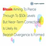 Bitcoin Pierce New Levels - Crypto captain