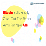 Bitcoin Bulls Finally Zero-Out The Bears, Aims For New ATH